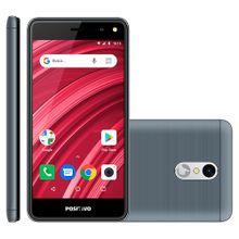 Smartphone-Positivo-Twist-2-Fit-Tela-5-8GB-Processador-Quad-Core-1-3-GHz-Camera-5MP-Cinza