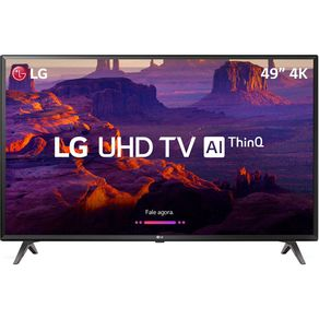 Smart-TV-LED-49-LG-49UK6310-UltraHD-4K-HDR10-Pro-ThinQ-AI-Inteligencia-Artificial