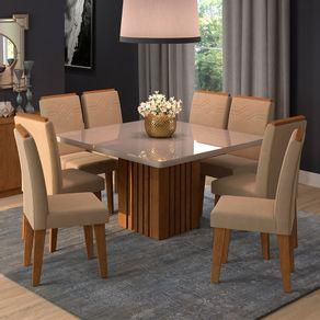 Conjunto-de-mesa-Ana-com-8-cadeiras-Tais-Cimol-Savana-Off-White
