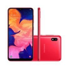 Smartphone-Samsung-Galaxy-A10-Tela-Infinita-de-6-2-32GB-Octa-Core-Android-9-0-Camera-13MP-Vermelho