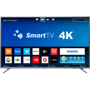 Smart-TV-LED-50-Philips-50PUG6513-UltraHD-4K-3-HDMI-2-USB
