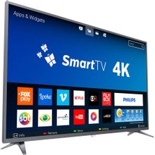Smart-TV-LED-50-Philips-50PUG6513-UltraHD-4K-3-HDMI-2-USB-2