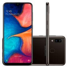 Smartphone-Samsung-Galaxy-A20-Tela-infinita-6-4-32GB-Camera-Dupla-13MP