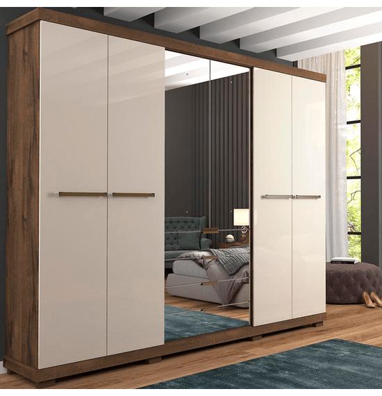 Guarda-roupas-panan-linhares-6-portas-com-espelho