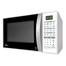 Forno-de-Micro-ondas-LG-MS3052R-Solo-30-Litros-com-revestimento-EasyClean™-tecnologia-I-Wave-e-acabamento-em-branco-1