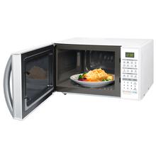 Forno-de-Micro-ondas-LG-MS3052R-Solo-30-Litros-com-revestimento-EasyClean™-tecnologia-I-Wave-e-acabamento-em-branco-2