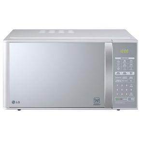 Forno-de-Micro-ondas-LG-30-Litros-MH7053R-com-Grill-de-Quartzo-revestimento-EasyClean™-e-Funcao-Minha-Receita