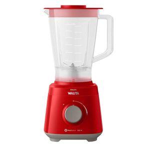 Liquidificador-Philips-Walita-Daily-550W-2-Velocidades-vermelho