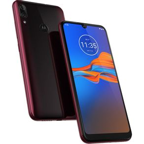 Smartphone-Motorola-Moto-E6-Plus-Tela-6-1-32GB-4G-Camera-Dupla-13MP-Selfie-8MP-Android-9-0-Pie-Rubi