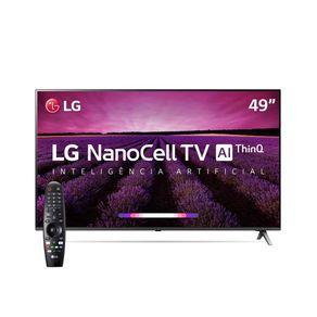 Smart-TV-LED-49-UltraHD-4K-LG-49SM8000-NanoCell-Inteligencia-Artificial-WebOS-4.5-HDR-Ativo-DTS-Virtual-X-Controle-Smart-Magic