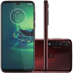 Smartphone-Motorola-Moto-G8-Plus-64GB-Tela-6-3-Octa-Core-cAmera-tripla-48MP-CEREJA