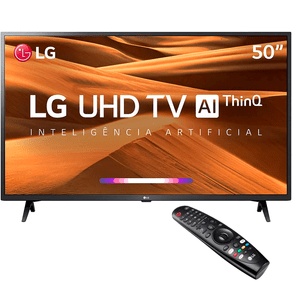 Smart-TV-LG-50-com-controle-smart-magic