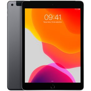 iPad-7-Apple-32GB-Tela-Retina-10-2-Wi-Fi-4G-Bluetooth-Processador-A10-Fusion-Camera-de-8-MP-Cinza-Espacial