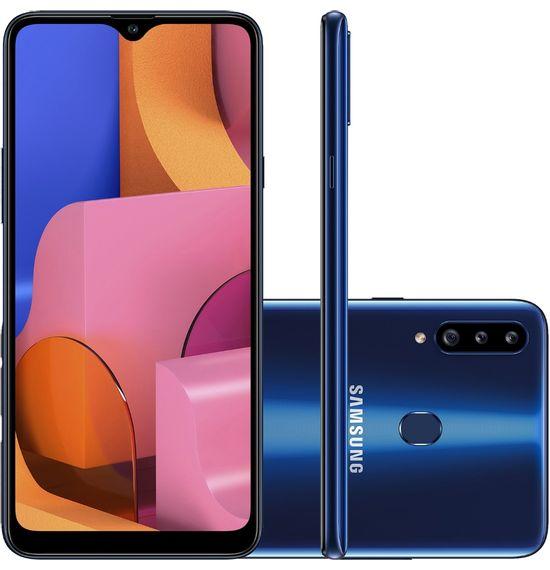Smartphone-Samsung-A20s-Tela-6-5-32GB-Octa-Core-Camera-Tripla-azul