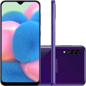 Smartphone-Samsung-Galaxy-A30s-Tela-6-4-64GB-Octa-Core-Camera-Tripla-Violeta