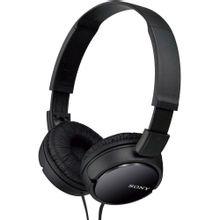 Headphone-Sony-MDR-ZX110-com-fio-Preto