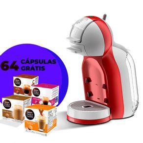 Cafeteira-Expresso-Nescafe-Dolce-Gusto-Mini-Me-Automatica-DMM6-Vermelha