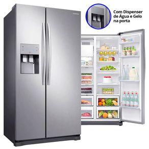 Samsung-com-dispenser-de-agua-e-gelo-na-porta