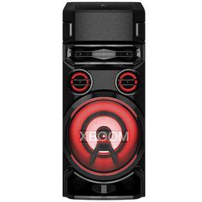 Caixa-de-som-acustica-LG-XBOOM-RN7-MultiBluetooth-Super-Amplificador-de-Graves-Iluminacao-Multicolorida-entrada-de-Microfone-e-Guitarra