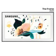 """Samsung-Smart-TV-QLED-4K-The-Frame-55""""-2020-com-Modo-Arte-Modo-Ambiente-3.0-Molduras-customizaveis-Unica-Conexao-e-Suporte-No-Gap"""