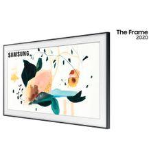 """Samsung-Smart-TV-QLED-4K-The-Frame-55""""-2020-com-Modo-Arte-Modo-Ambiente-3.0-Molduras-customizaveis-Unica-Conexao-e-Suporte-No-Gap-1"""
