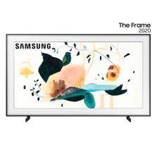 """Samsung-Smart-TV-QLED-4K-The-Frame-55""""-2020-com-Modo-Arte-Modo-Ambiente-3.0-Molduras-customizaveis-Unica-Conexao-e-Suporte-No-Gap-3"""