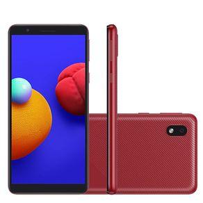 Smartphone-Samsung-Galaxy-A01-Core-32GB-Vermelho-53-polegadas-Camera-traseira-8.0-MP