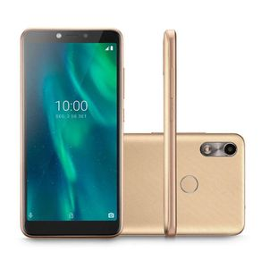 Smartphone-Multilaser-F-P9131-32GB-Dual-Chip-Tela-5.5-Camera-5MP-Frontal-5MP-Android-9-Dourado-