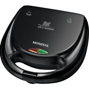 Sanduicheira---Grill-Mondial-S-12-Fast-Grill