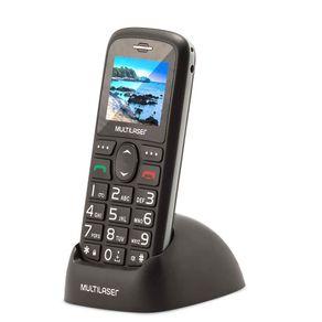 Celular-Multilaser---P9091-Vita-3G-Dual-Chip-USB-Bluetooth-Tela-18---Base-Carregadora-Preto-