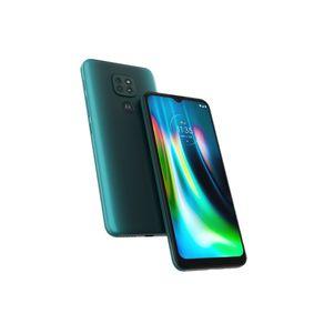 "Smartphone-Motorola-Moto-G9-Play-Tela-de-6.5""-Android-10-e-Processador-Octa-Core-64GB-4GB-RAM-Camera-Traseira-Tripla---Verde-Turquesa-"