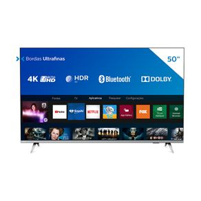 Smart-TV-LED-50-4K-UltraHD-Philips-50PUG6654-78-com-HDR-Bluetooth-Dolby-Vision-Dolby-Atmos-