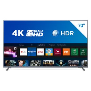 Smart-TV-LED-Philips-70-4K-UltraHD-com-HDR70PUG6774-entradas-3-HDMI-2-USB-com-acesso-a-Netflix-Youtube-Globoplay