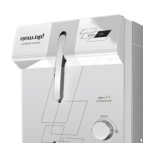 Purificador-de-agua-NewUp-Infynit-Glass-Branco-com-Compressor-