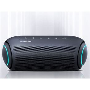 Caixa-de-Som-Portatil-LG-PL7-Speaker-Meridian-Bluetooth-Surround-IPX5