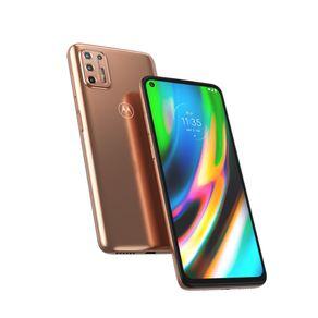 """Smartphone-Motorola-Moto-G9-Plus-Tela-de-6.8""""-Camera-Traseira-Quadrupla-Android-10-e-Processador-Octa-Core-128GB-4GB-RAM-Ouro-Rose"""