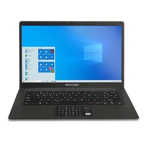 Notebook-Multilaser-PC310-Tela-14-Intel©-PENTIUM™-Windows-10-4GB-RAM-64GB-Preto
