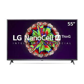 Smart-TV-LG-55-4K-NanoCell-NANO79SND-WiFiBluetoothHDRInteligencia-ArtificialThinQAIGoogle-Assistente-Alexa-IOT-