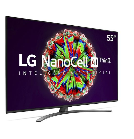 Smart-TV-LED-LG-55-55NANO81-NanoCell-4K-UHD-IPS-Bluetooth-HDR-Inteligencia-Artificial-ThinQ-AI-Google-Assistente-Alexa-IOT-4