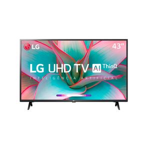 Smart-TV-LED-43-LG-43UN7300-4K-UltraHD-HDR10-Bluetooth-Inteligencia-Artificial-AI-Thing-Google-Assistente-e-Alexa