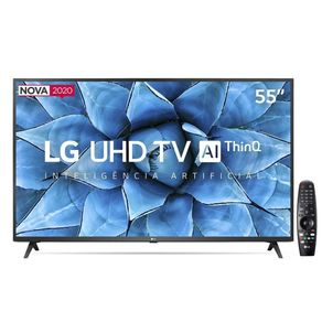 Smart-TV-LG-55-LED-UN7310PSC-4K-UltraHD-Wi-Fi-Bluetooth-HDR-Inteligencia-Artificial-ThinQ-AI-Google-Assistente-Alexa