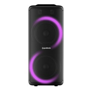 Caixa-Amplificada-Gradiente-GCA203-Extreme-Colors-Drum-Bass-Bluetooth-Radio-FM-USB-