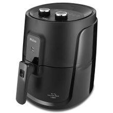 Fritadeira-Philco-Air-Fry-Gourmet-Black-PFR15P-4L-1500W-