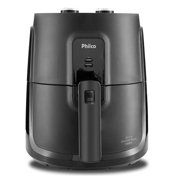 Fritadeira-Philco-Air-Fry-Gourmet-Black-PFR15P-4L-1500W-3