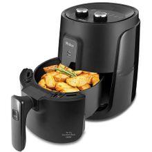 Fritadeira-Philco-Air-Fry-Gourmet-Black-PFR15P-4L-1500W-2