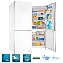 Refrigerador-Panasonic-White-Glass-Inverter-425-Litros-Frost-Free