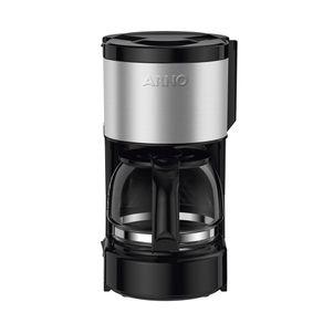 Cafeteira-Filtro-Arno-Perfectta-CFPI-com-Design-Inox-