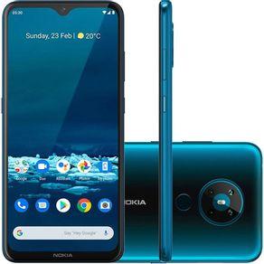 Smartphone-Nokia-5.3-NK009-Tela-6.55-128GB-Dual-Chip-Octa-Core-Camera-Quadrupla