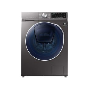 Lava-e-Seca-Samsung-10KG-Ecobubble-QDrive-Conectada--Wi-Fi--mais-rapida-WD10N64FOOX-Inox-Look-