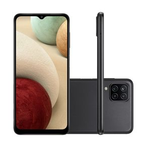 Smartphone-Samsung-Galaxy-A12-Tela-de-6.5-64GB-Octa-Core-4GB-RAM-Camera-Quadrupla